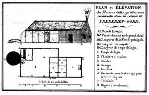 Frederiksoord;Nederland;tekening;archief;historisch