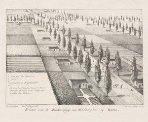 Wortel;België;archief;litho;plan;historisch